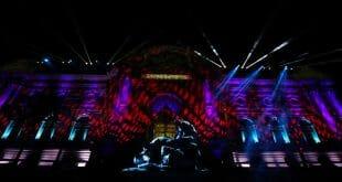 El resumen de las noticias en fotos. El Festival de la Luz en Chile / Reuters