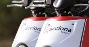 Las motos eléctricas se ofrecerán bajo la modalidad de alquiler para recorridos cortos dentro de Madrid