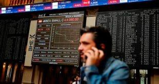 El Ibex 35 perdía el impulso conseguido en la apertura debido a los problemas económicos de Italia y perspectivas negativas de Goldman Sachs sobre la industria automotriz