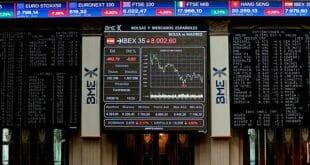 Según agentes bursátiles, la conducta bursátil responde a una caída de los valores tecnológicos estadounidenses