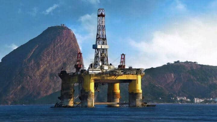 Se contrae la producción de petróleo y gas de Brasil durante agosto
