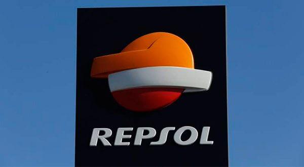 Como Repsol redujo su producción de crudo, las acciones de la empresa cayeron en 3,72 por ciento