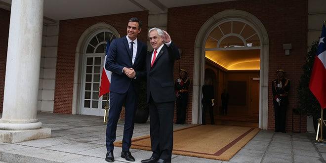 Sánchez y Piñera