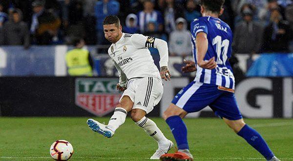 """El capitán del Real Madrid, Sergio Ramos dijo que """"Destituir a Lopetegui sería una locura"""