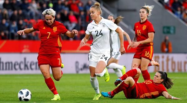 españa empató sin goles ante alemania