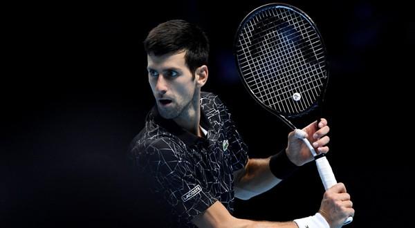 Novak Djokovic venció a Alexander Zverev