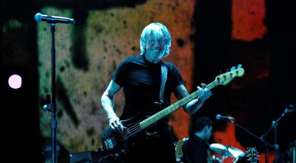 Roger Waters, exvocalista y bajista de la banda de Pink Floyd