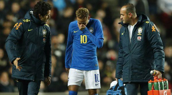 lesiones de neymar y kylian mbappé