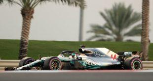 Hamilton logró su undécima pole