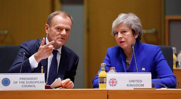 acuerdo del Brexit