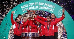 Croacia conquistó su segunda Copa Davis