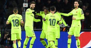 PSV-Barcelona