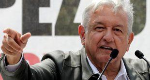 El anuncio del presidente electo de México, Andrés Manuel López Obrador, sobre una iniciativa de su partido para que los bancos bajen o dejen de cobrar comisiones provocó la caída de la bolsa y depreciación del peso/Reuters