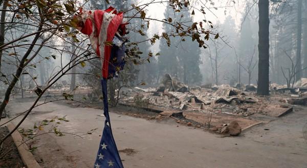 Cifra de muertos asciende a 59 por incendios en California