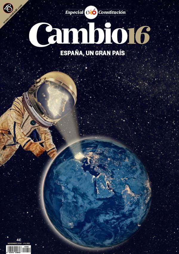 Lea más sobre este y otros contenidos en la edición de noviembre (2.252) de Cambio16