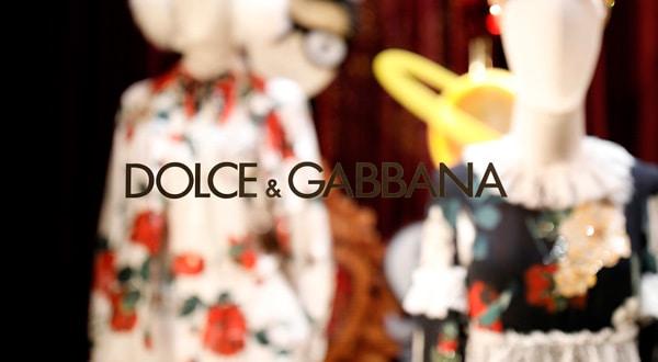 Imagen de archivo de una tienda de Dolce & Gabbana en París, Francia, el 15 de noviembre de 2017. REUTERS/Benoit Tessier