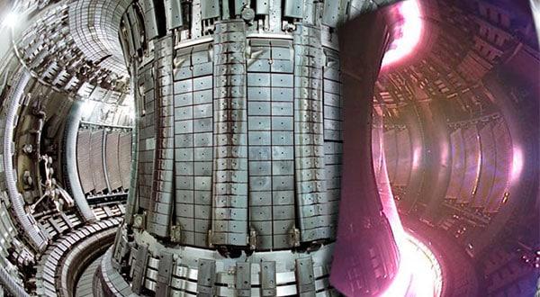 Reactor chino alcanzó temperatura de °C 100 millones, necesaria para la fusión nuclear