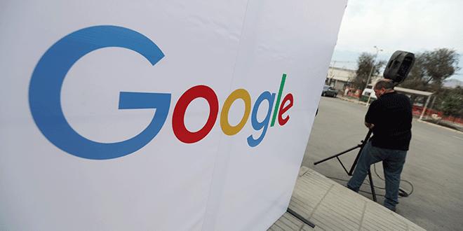 En la imagen, el logo de Google en Santiago, Chile, 12 de septiembre de 2018. REUTERS/Ivan Alvarado