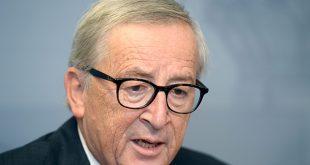 El presidente de la CE, Jean-Claude Juncker, expresó su preocupación por el presupuesto de Italia/Reuters
