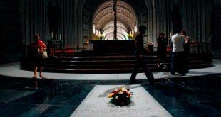 Tumba de Francisco Franco en El Valle de los Caídos. /REUTERS