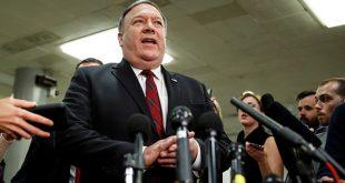Estados Unidos defiende al príncipe saudí por razones de seguridad nacional en el caso del asesinato del periodista Jamal Khashoggi. En la imagen el secretario de Estado, Mike Pompeo/Reuters
