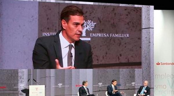El jefe del Gobierno de España recordó que la empresa familiar ocupa en el país a dos de cada tres trabajadores del sector privado/Reuters