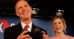 Reconteo manual en el estado de Florida dio triunfo al republicano Rick Scott en carrera por el Senado de Estados Unidos/Reuters