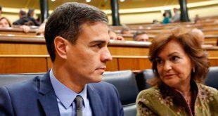 """Sánchez a Casado. Para el jefe de Gobierno de España, Pedro Sánchez, los Presupuestos Generales de Estado son de """"sentido común""""/Cortesía"""