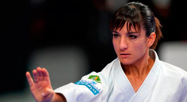 La de Talavera se convierte por primera vez en campeona del mundo en kata. Cortesía: Karate World Championship 2018