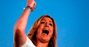 La socialista Susana Díaz ganaría en Andalucía según el CIS. REUTERS