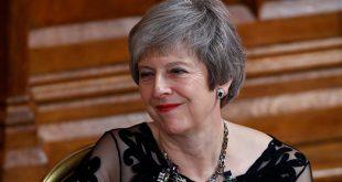 La primera ministra británica Theresa May ante el desafío de convencer a su gabinete de aceptar el borrador del Brexit/Reuters