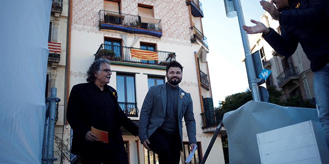 Expulsión de Gabriel Rufián marca una sesión de control llena de tensiones