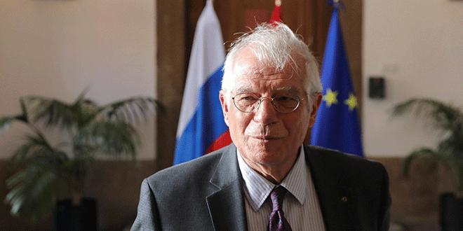 """""""Si hubiera tenido esta información privilegiada no hubiera perdido la casi totalidad de mi inversión, que era mucho dinero"""", se excusó Borrell. REUTERS/Sergio Perez"""
