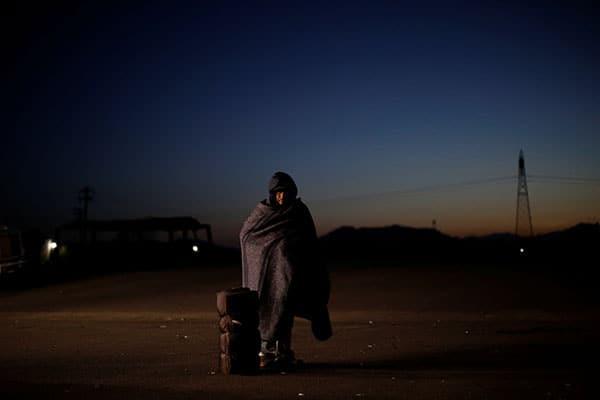 En el resumen de noticias mostramos a los migrantes de centroamerica / Reuters