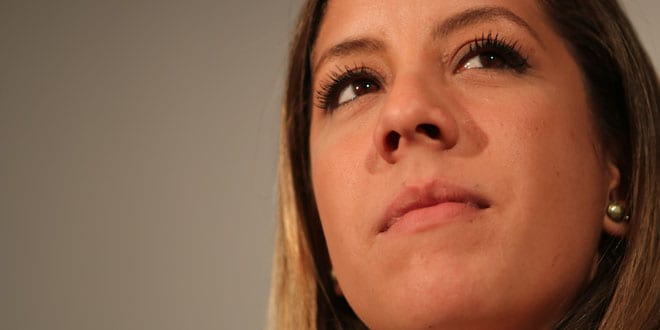 """Rafaela Requesens: """"Ningún venezolano tiene que vivir lo que hoy están viviendo"""""""