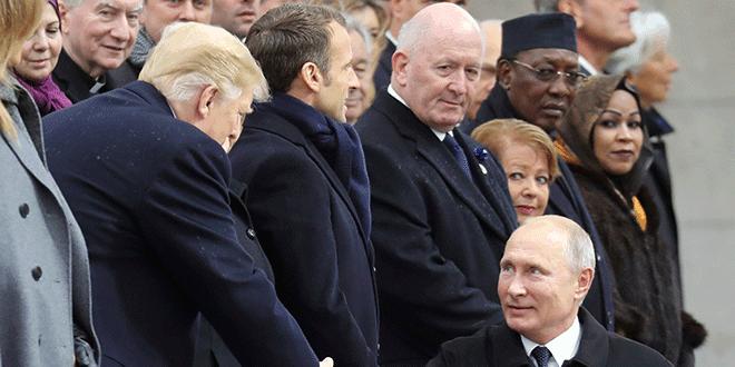 El portavoz del Kremlin, Dmitry Peskov, había dicho este miércoles que la reunión entre Donald Trump y Vladimir Putin previamente acordada en el marco del G-20 seguía en pie. Ludovic Marin/Pool via REUTERS