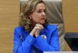 Sociedad creada por Nadia Calviño cuenta con 1,6 millones de euros en activos