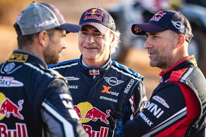 """""""Dicen que va a ser un Dakar más fácil, pero yo discrepo"""""""