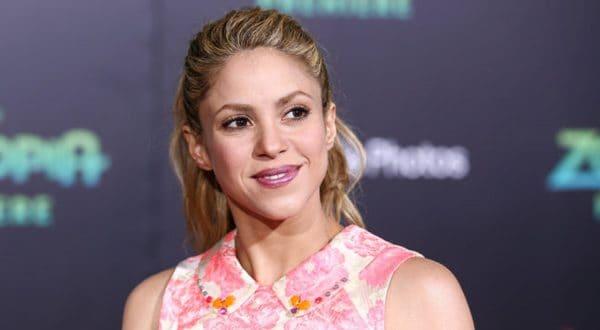 querella contra Shakira