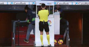VAR en la Copa del Rey