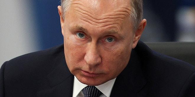 El presidente de Rusia, Vladimir Putin, durante la apertura de la cumbre de líderes del G20 en Buenos Aires, Argentina, 30 de noviembre de 2018. REUTERS / Sergio Moraes