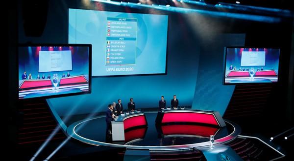 Sorteo de clasificación para la Eurocopa 2020 (REUTERS)
