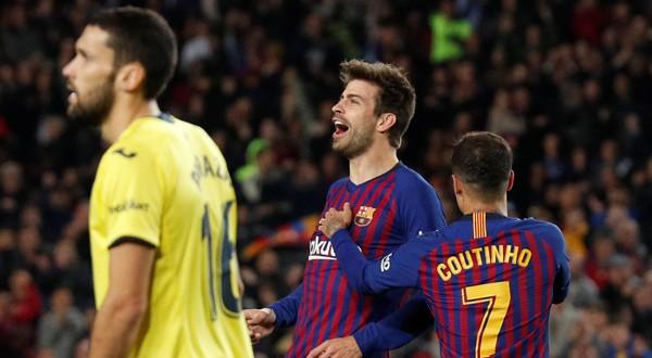 Barcelona-Villarreal