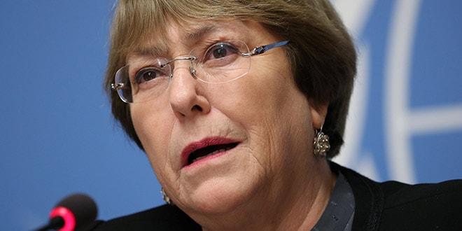 """Michelle Bachelet denunció """"uso excesivo de la fuerza"""" para reprimir disidencia pacífica en Venezuela"""
