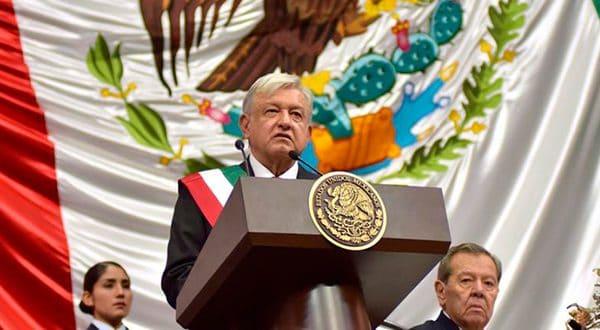 López Obrador asumió la presidencia de México con el fin de enfrentar la corrupción y hacer cambios profundos en la economía/Presidencia de México
