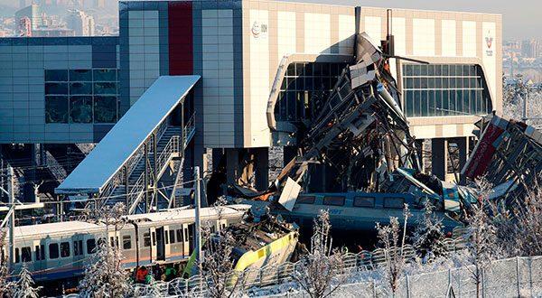 Nueve muertos y 46 heridos