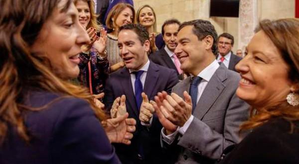 VOX quiere participar en las líneas programáticas del Gobierno andaluz/Cortesía