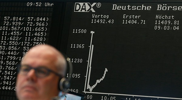 Las bolsas europeas se vieron impactadas por los resultados de Wall Street/Reuters