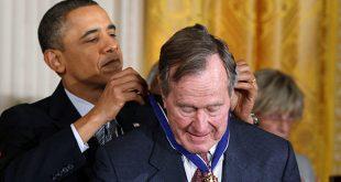 A los 94 años de edad falleció en Houston el expresidente de EEUU, George H. W. Bush/Reuters