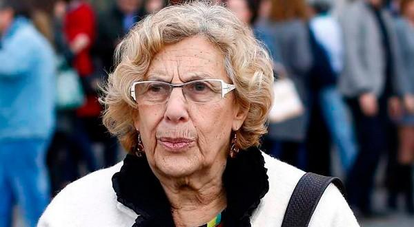 Manuela Carmena, alcaldesa de Madrid, ya había anunciado en 2016 sus políticas de bajadas selectivas de impuestos. REUTERS
